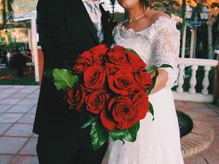 La boda de Ariadna y Pau 1