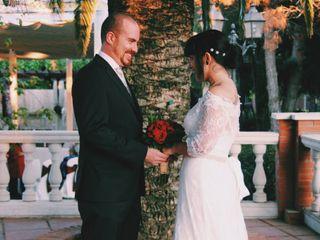 La boda de Ariadna y Pau