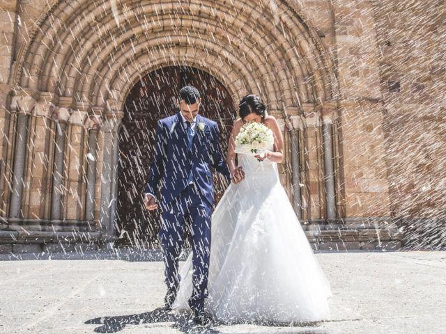 La boda de Kimy y Sara en Ávila, Ávila 15