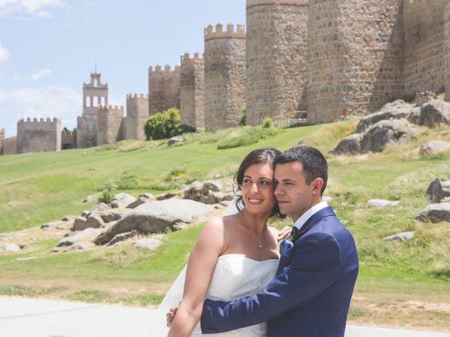 La boda de Kimy y Sara en Ávila, Ávila 16