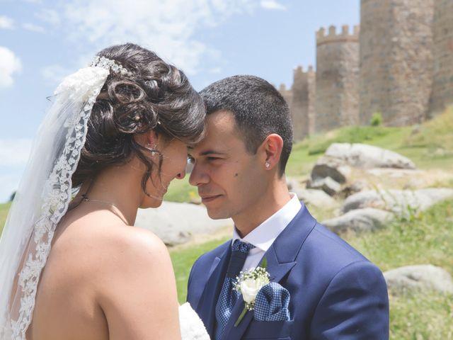 La boda de Kimy y Sara en Ávila, Ávila 17