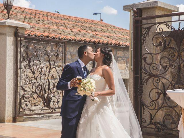 La boda de Kimy y Sara en Ávila, Ávila 21