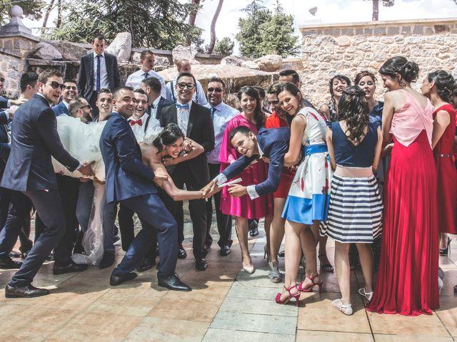 La boda de Kimy y Sara en Ávila, Ávila 22