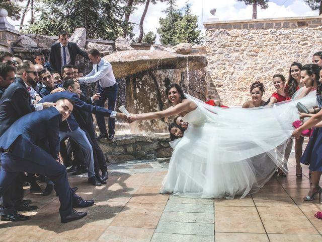 La boda de Kimy y Sara en Ávila, Ávila 23
