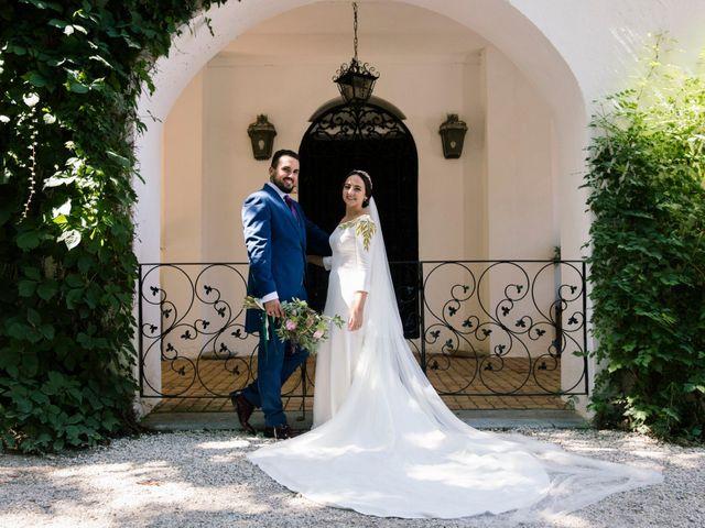La boda de Nuria y Guille