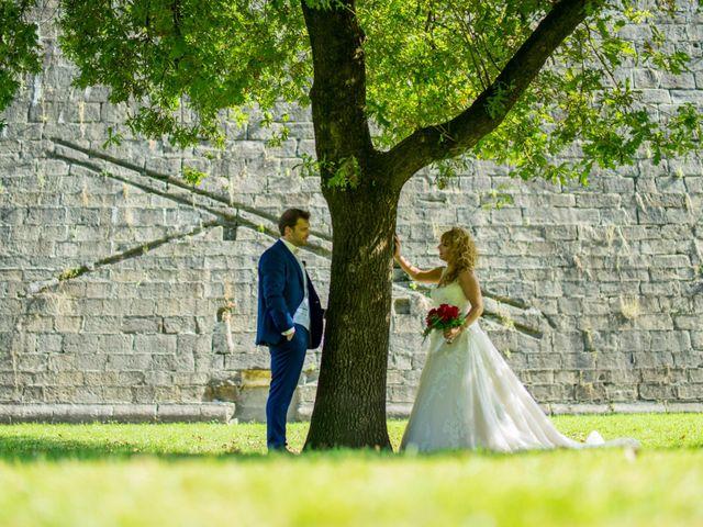 La boda de Josean y Andrea en Hondarribia, Guipúzcoa 1