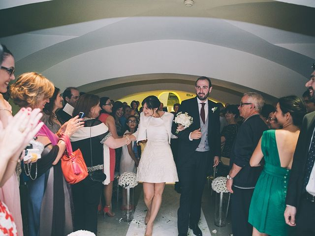 La boda de Oliver y Laura en Madrid, Madrid 48