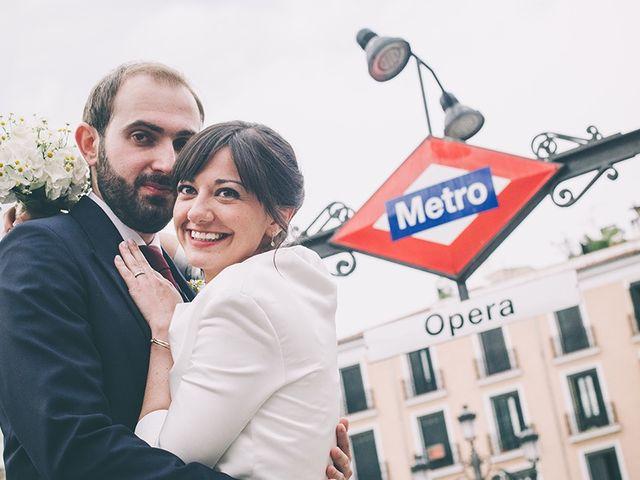La boda de Oliver y Laura en Madrid, Madrid 53