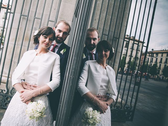 La boda de Oliver y Laura en Madrid, Madrid 54