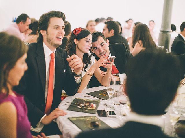 La boda de Oliver y Laura en Madrid, Madrid 74