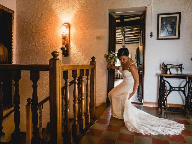 La boda de Iván y Patricia en Montseny, Barcelona 15