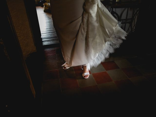 La boda de Iván y Patricia en Montseny, Barcelona 16