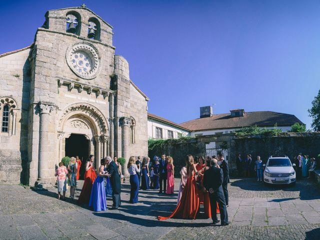 La boda de Álex y Paula en Ponteceso, A Coruña 15