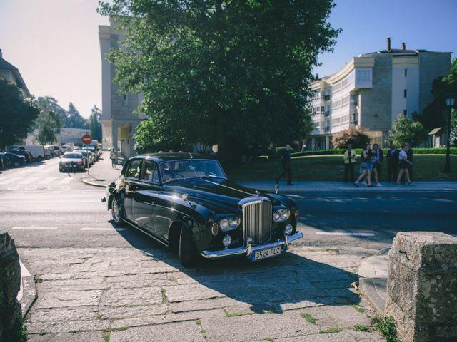 La boda de Álex y Paula en Ponteceso, A Coruña 18