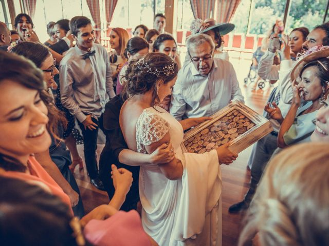 La boda de Miguel y Laura en Posada De Llanera, Asturias 22