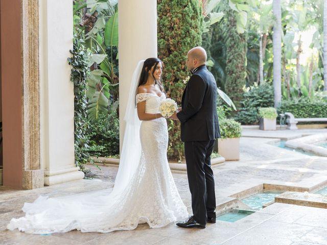 La boda de Yasmine y Sami