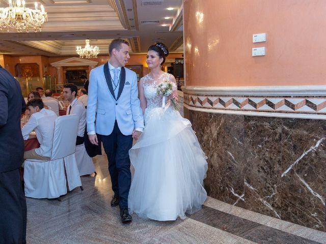 La boda de Manuel  y Nereida en Beniparrell, Valencia 4