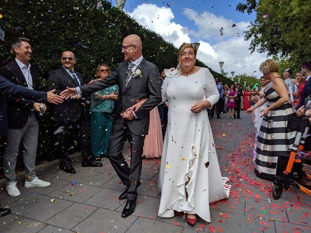 La boda de Juanvi  y Bego