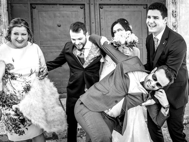 La boda de Miguel y Laura en Valladolid, Valladolid 22