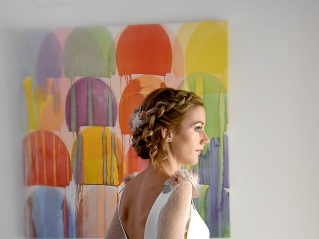 La boda de Edu y Ana en Valdastillas, Cáceres 5