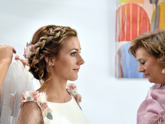 La boda de Edu y Ana en Valdastillas, Cáceres 6