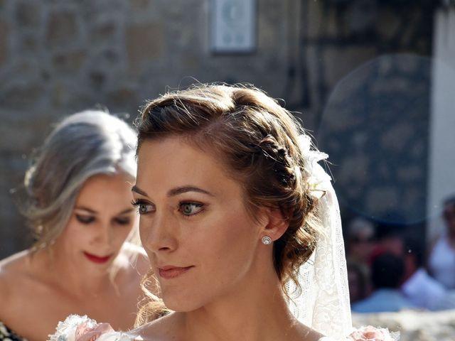 La boda de Edu y Ana en Valdastillas, Cáceres 10