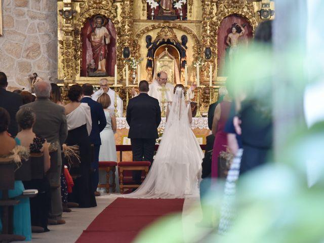 La boda de Edu y Ana en Valdastillas, Cáceres 11
