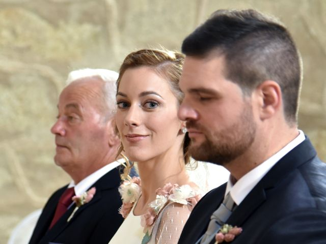 La boda de Edu y Ana en Valdastillas, Cáceres 12
