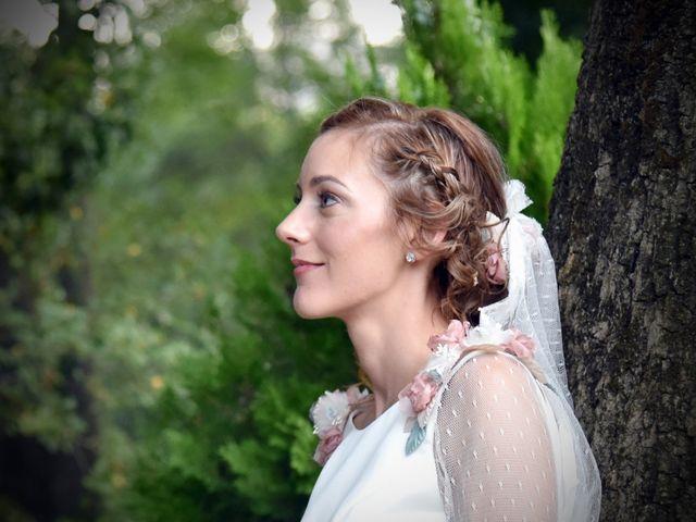 La boda de Edu y Ana en Valdastillas, Cáceres 24