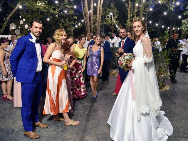 La boda de Edu y Ana en Valdastillas, Cáceres 27