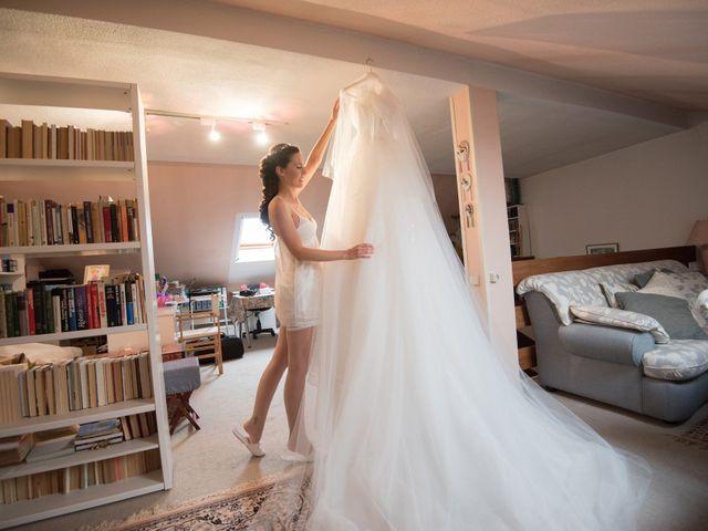 La boda de Diego y Laura en Madrid, Madrid 11