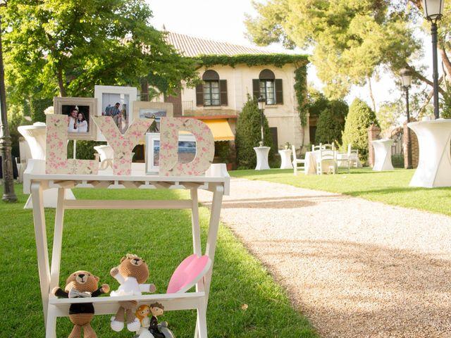 La boda de Diego y Laura en Madrid, Madrid 16