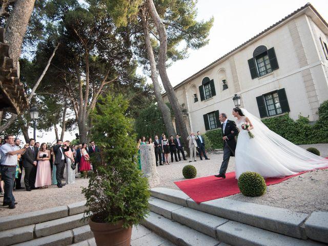 La boda de Diego y Laura en Madrid, Madrid 19