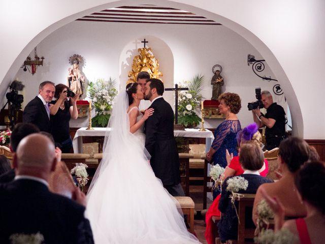 La boda de Diego y Laura en Madrid, Madrid 22