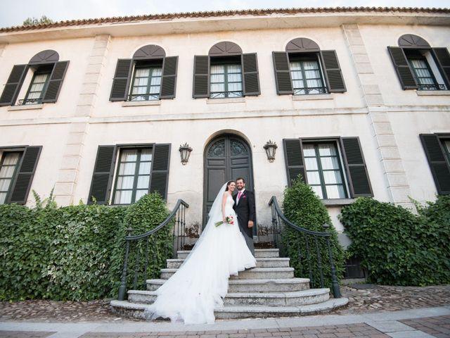 La boda de Diego y Laura en Madrid, Madrid 24