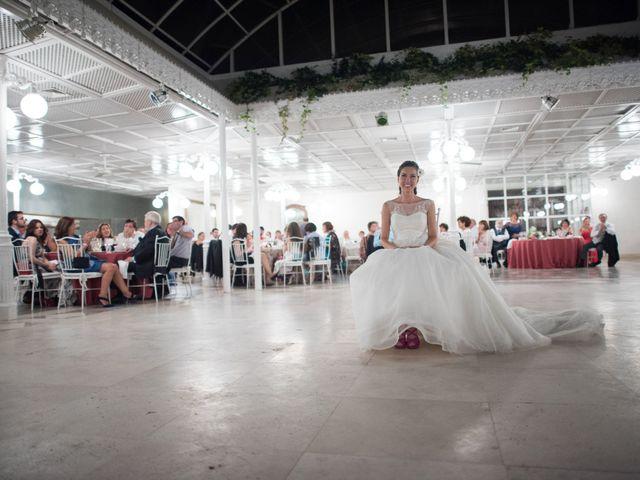La boda de Diego y Laura en Madrid, Madrid 35