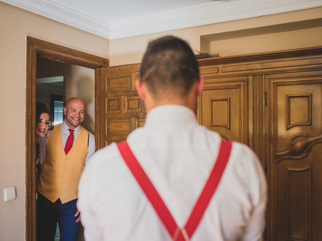 La boda de Iván y Marta en Aranjuez, Madrid 18