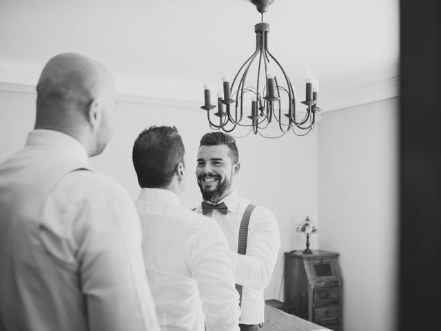 La boda de Iván y Marta en Aranjuez, Madrid 19
