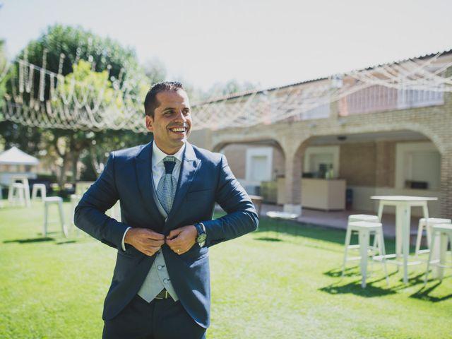 La boda de Iván y Marta en Aranjuez, Madrid 28