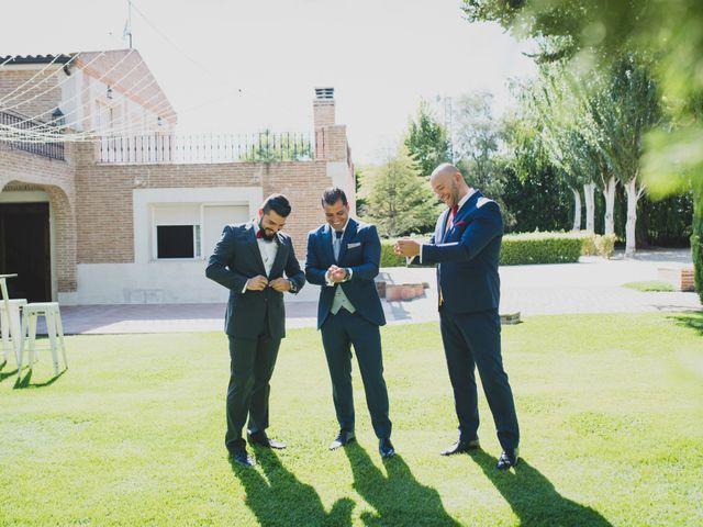 La boda de Iván y Marta en Aranjuez, Madrid 30