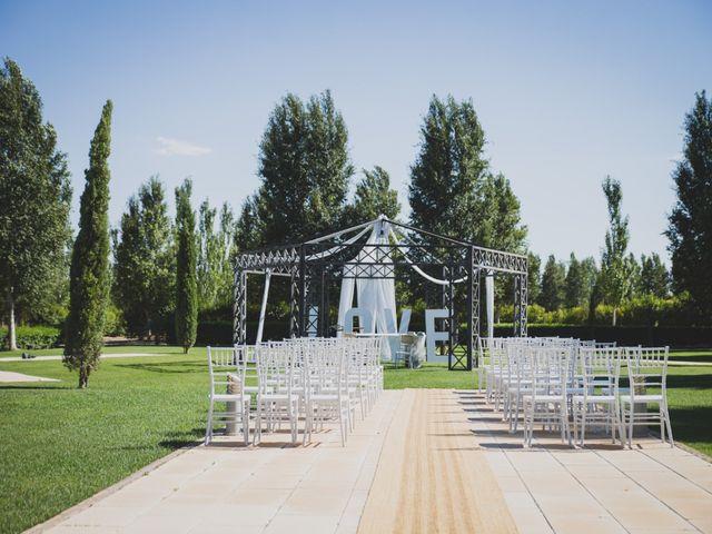 La boda de Iván y Marta en Aranjuez, Madrid 62