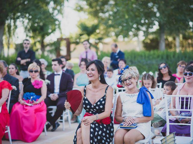 La boda de Iván y Marta en Aranjuez, Madrid 76