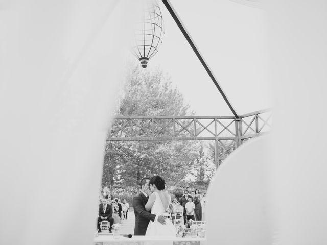La boda de Iván y Marta en Aranjuez, Madrid 81