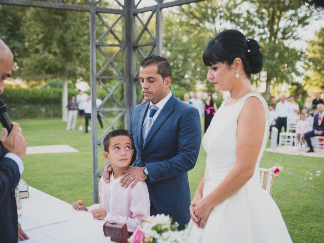 La boda de Iván y Marta en Aranjuez, Madrid 84