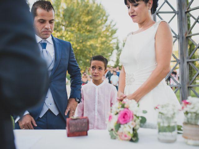 La boda de Iván y Marta en Aranjuez, Madrid 85