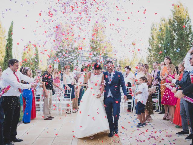 La boda de Iván y Marta en Aranjuez, Madrid 89