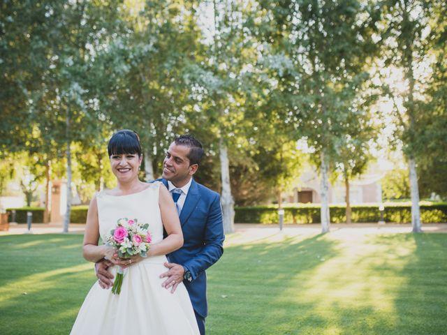 La boda de Iván y Marta en Aranjuez, Madrid 92