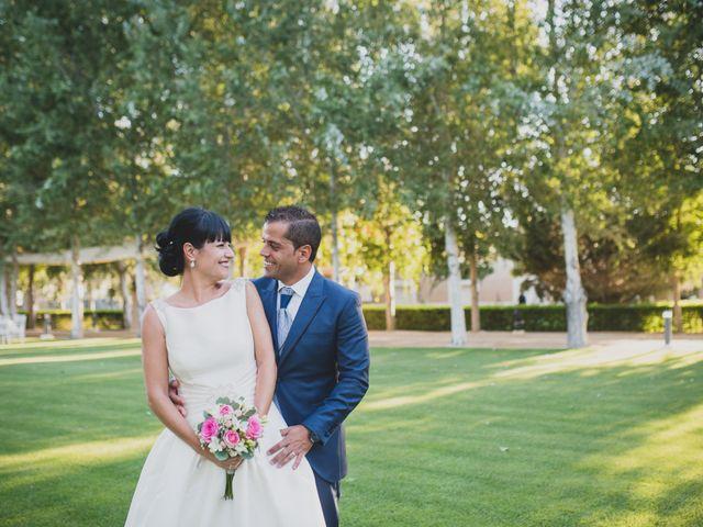 La boda de Iván y Marta en Aranjuez, Madrid 94