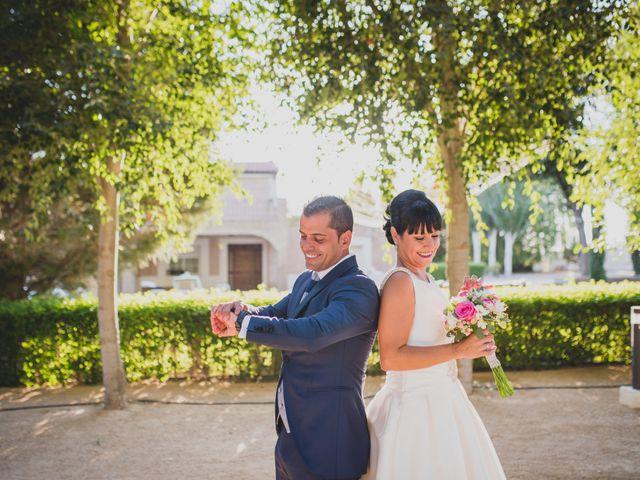 La boda de Iván y Marta en Aranjuez, Madrid 96