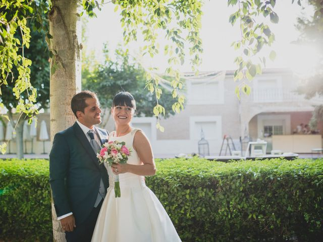 La boda de Iván y Marta en Aranjuez, Madrid 99